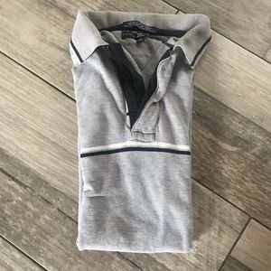 Tommy Hilfiger Grey Polo